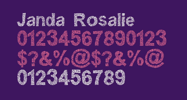 Janda Rosalie