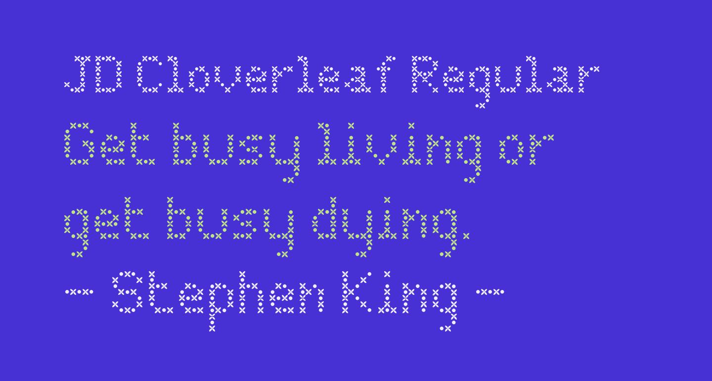 JD Cloverleaf Regular