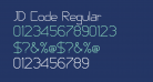 JD Code Regular