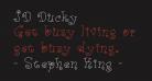 JD Ducky
