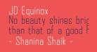 JD Equinox