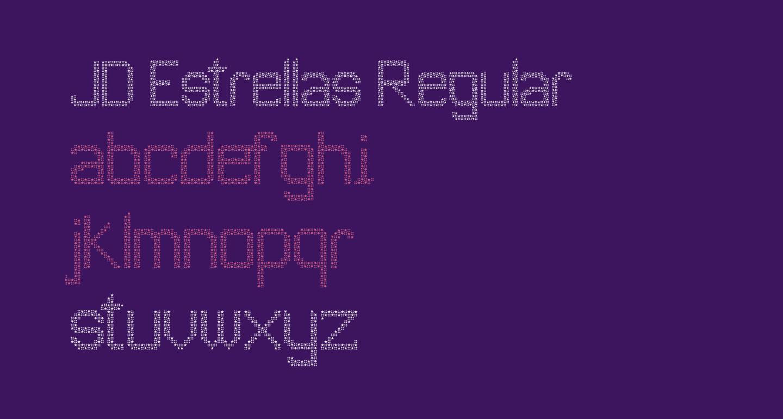JD Estrellas Regular