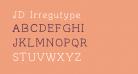 JD Irregutype