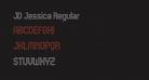 JD Jessica Regular