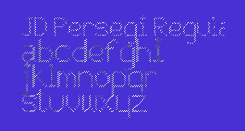 JD Persegi Regular
