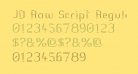 JD Raw Script Regular