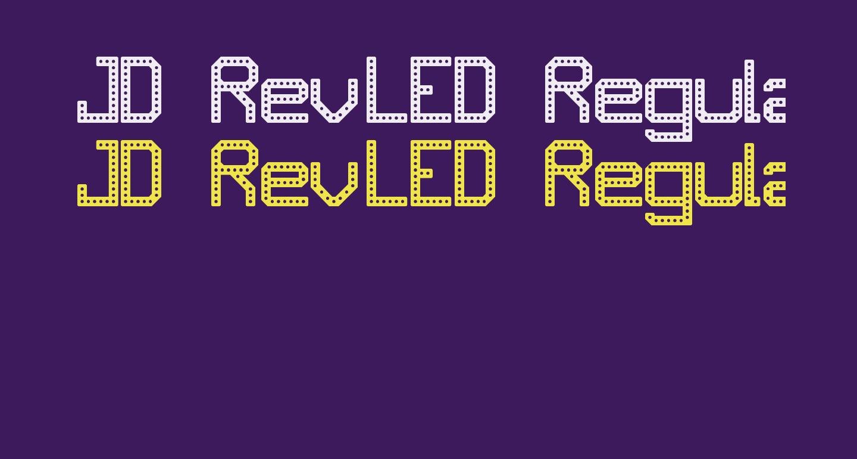 JD RevLED Regular