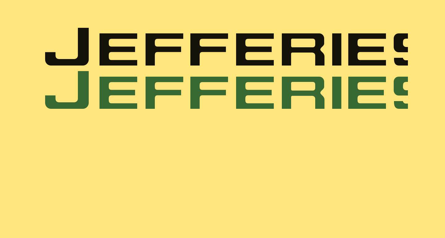 Jefferies Extended