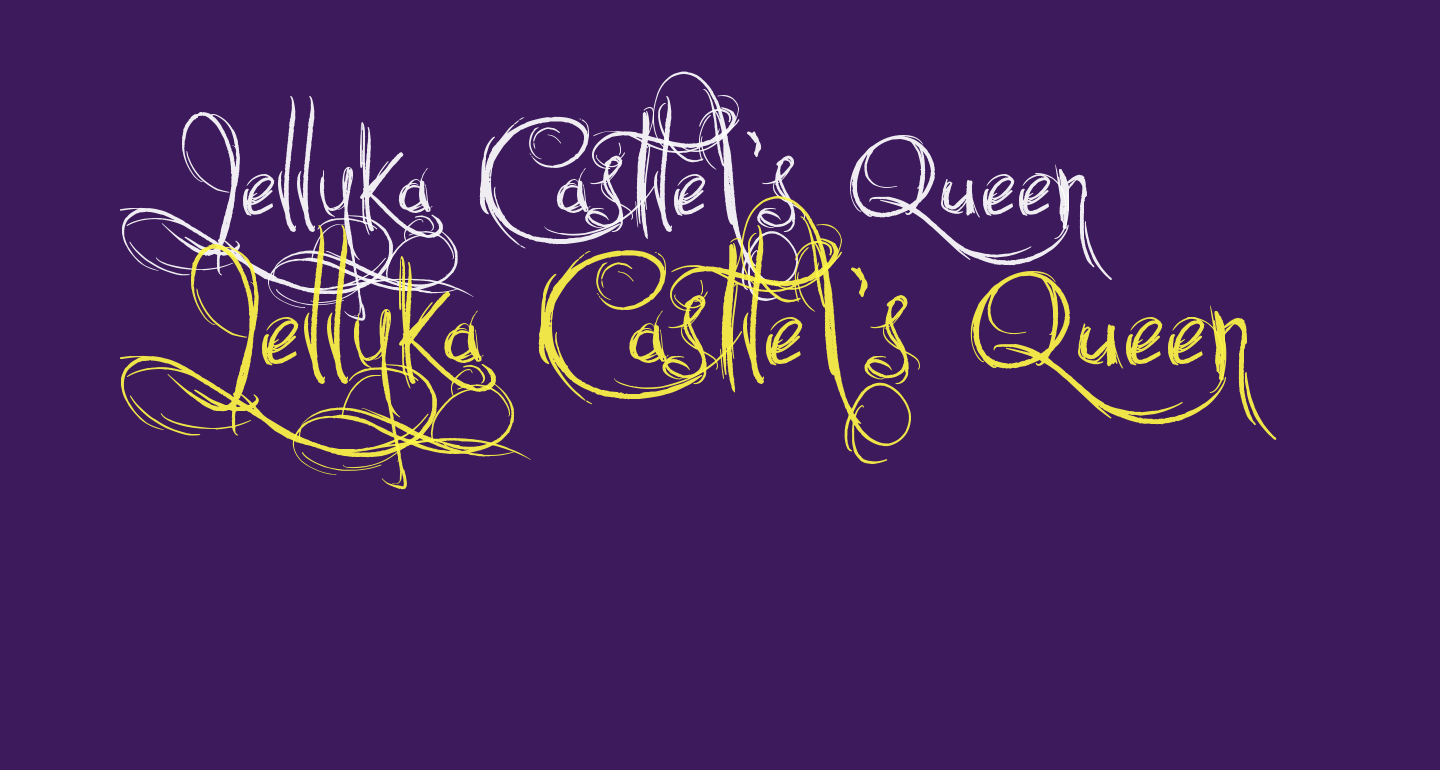 Jellyka Castle's Queen