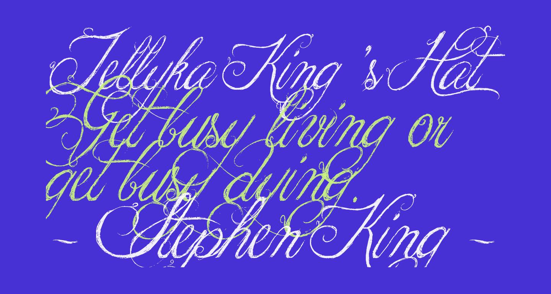 Jellyka King's Hat