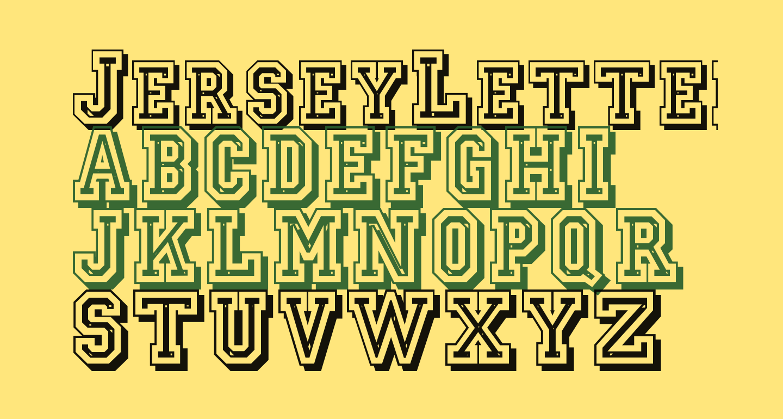JerseyLetters