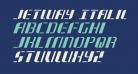 Jetway Italic