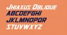 Jhiaxus Oblique