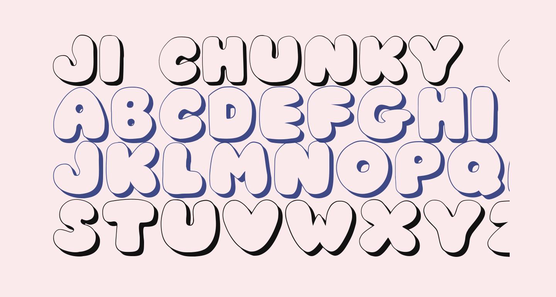 JI Chunky Caps