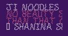 JI Noodles