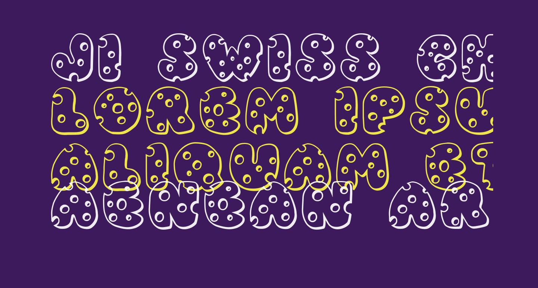 JI Swiss Cheese