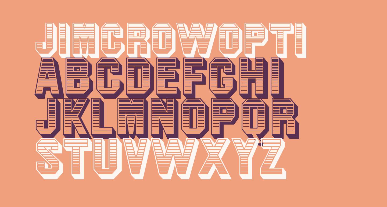 JimCrowOpti