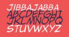 jibbajabba Italic