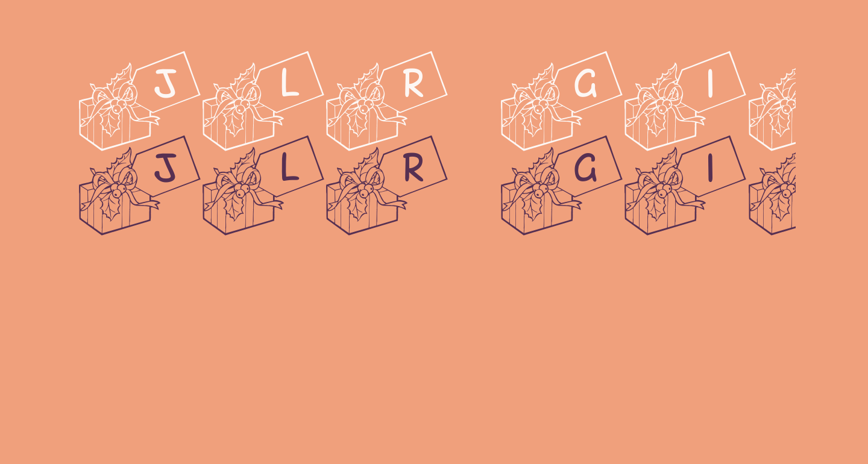 JLR Gift Tags