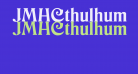 JMHCthulhumbus-Regular