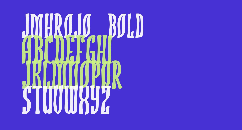 JMHROJO-Bold