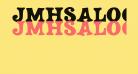 JMHSALOON-Regular
