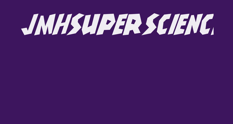 JMHSuperScience-Regular