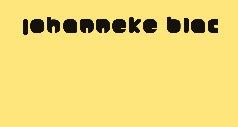 Johanneke Black
