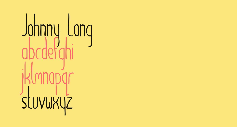 Johnny Long
