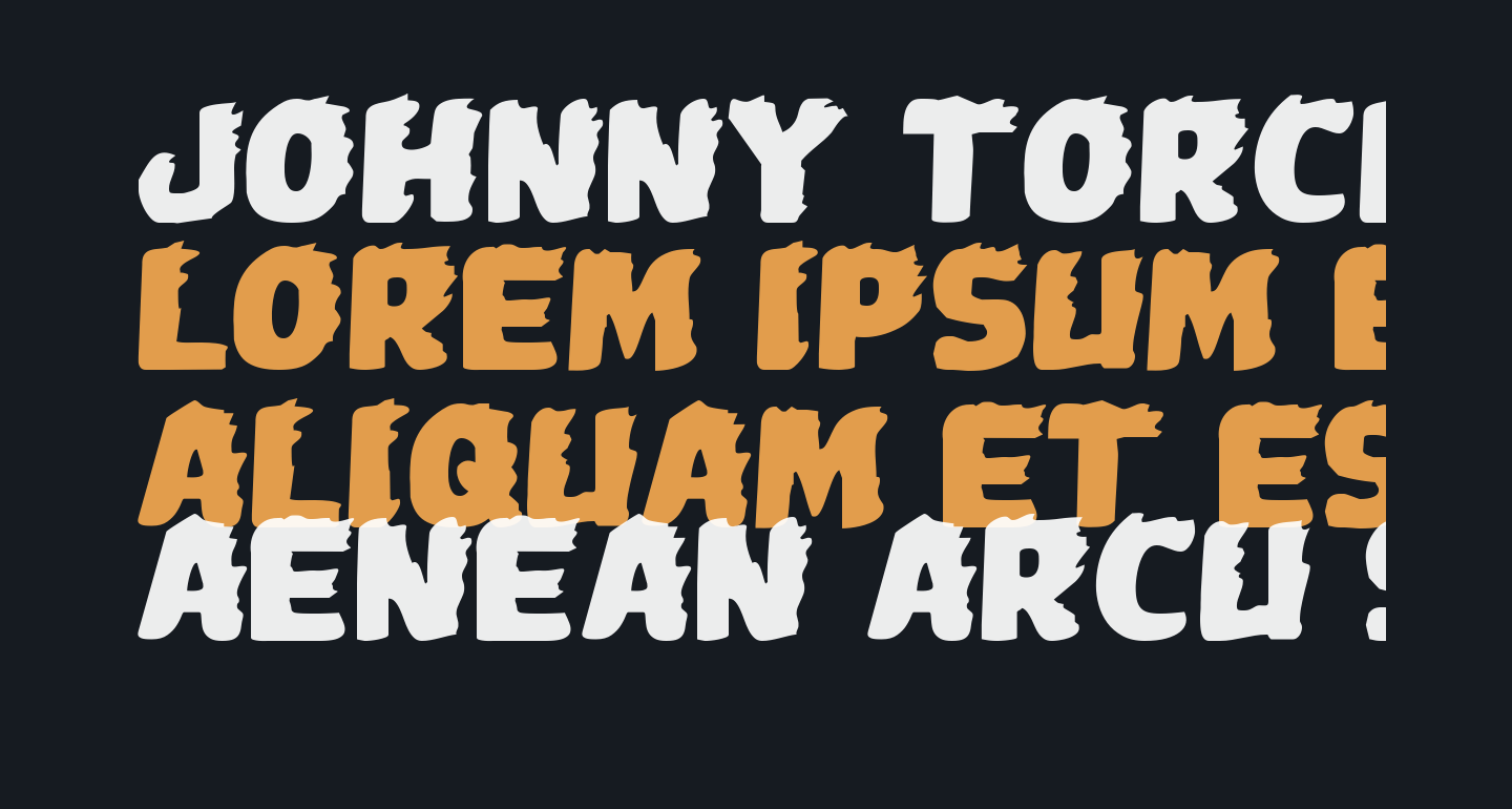 Johnny Torch Expanded