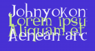 Johnyokonysm