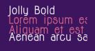 Jolly Bold