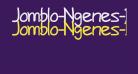 Jomblo-Ngenes-Bold