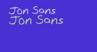 Jon Sans
