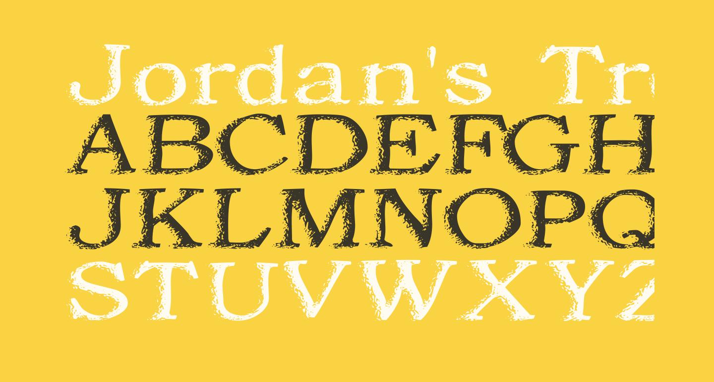 Jordan's Treebark