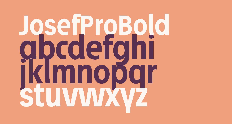 JosefProBold