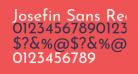 Josefin Sans Regular