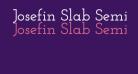 Josefin Slab SemiBold