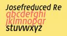 Josefreduced-RegularItalic