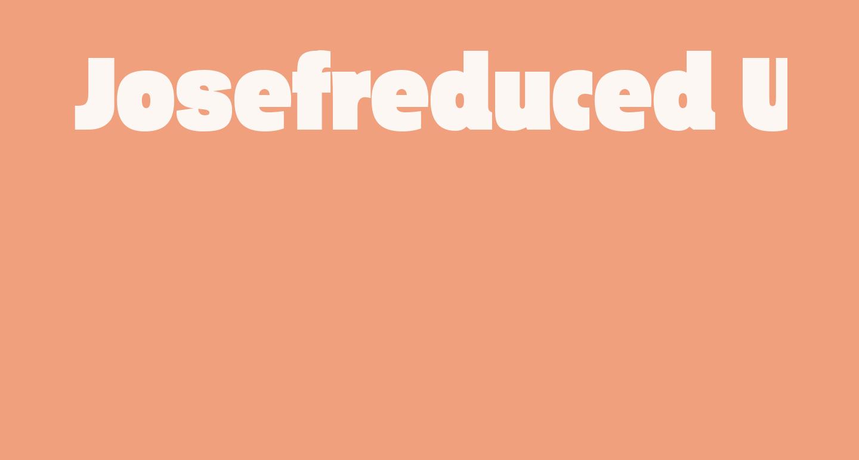 Josefreduced-Ultra