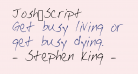 Josh_Script