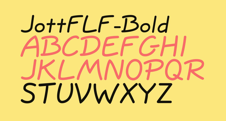 JottFLF-Bold