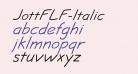 JottFLF-Italic