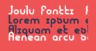 Joulu Fontti  Fenotype