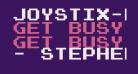 Joystix-Regular
