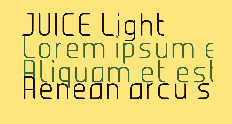 JUICE Light