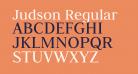 Judson Regular