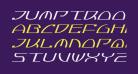 Jumptroops Light Italic