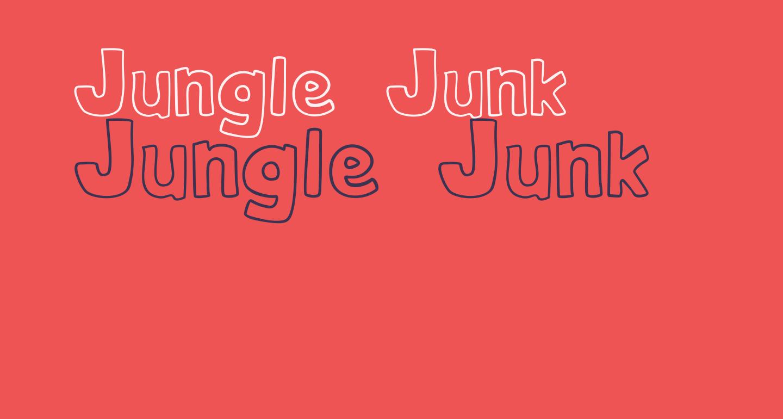 Jungle Junk