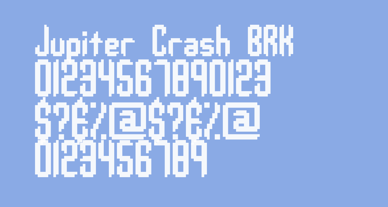 Jupiter Crash BRK